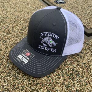 GREY/WHITE SJ HAT