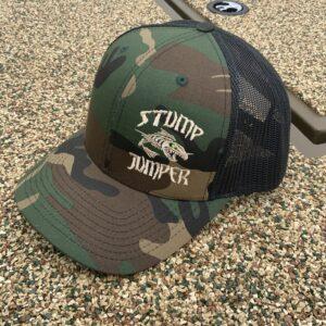 WOODLAND/BLACK SJ HAT