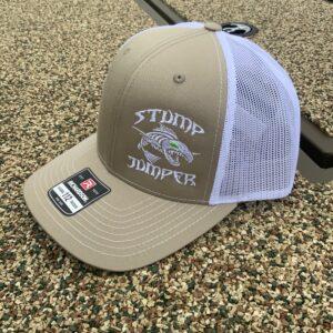 TAN/WHITE SJ HAT